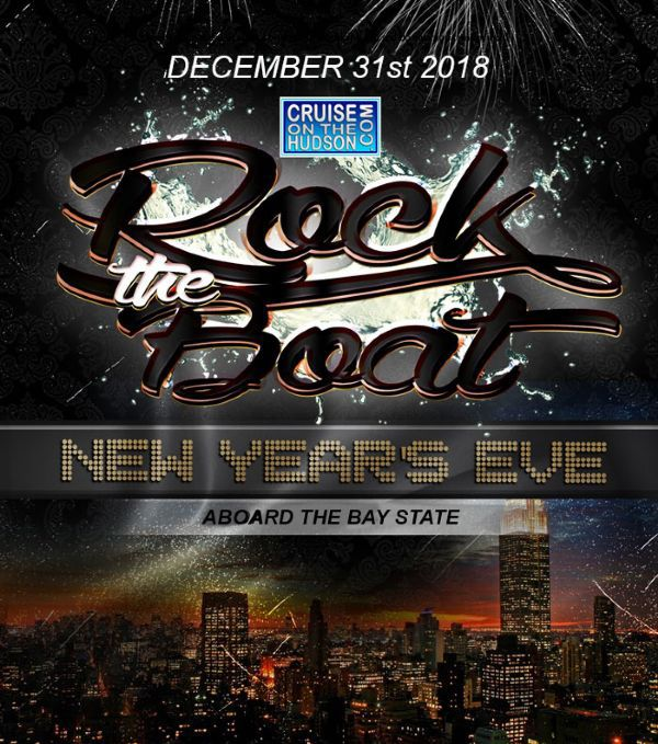 The Rock The Boat NYC New Years Eve