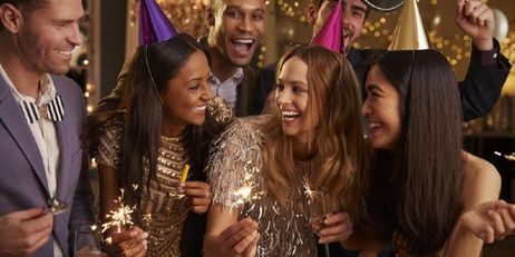 New Year's Eve Party at the Plaza!