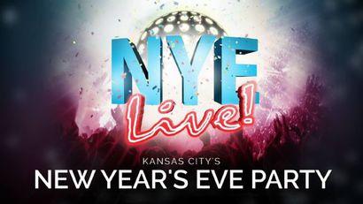NYE Live! Kansas City