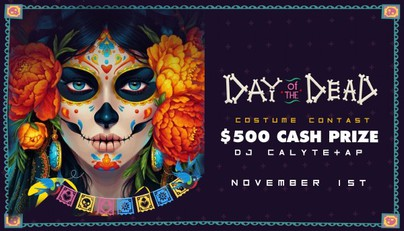 Day of the Dead - Vera Bar & Grill - Latin Fridays