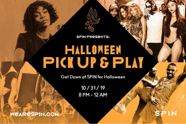 Halloween Night @ SPiN