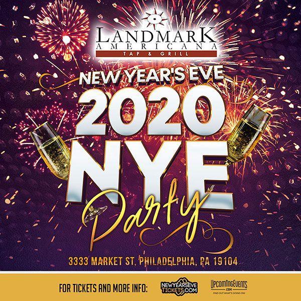 New Year's Eve 2020 at Landmark Americana - University City