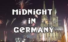 Midnight in Germany - New Year's Eve at Brauhaus Schmitz