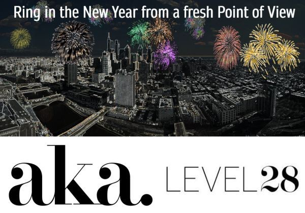 New Year's Eve - Night in White @ Level 28