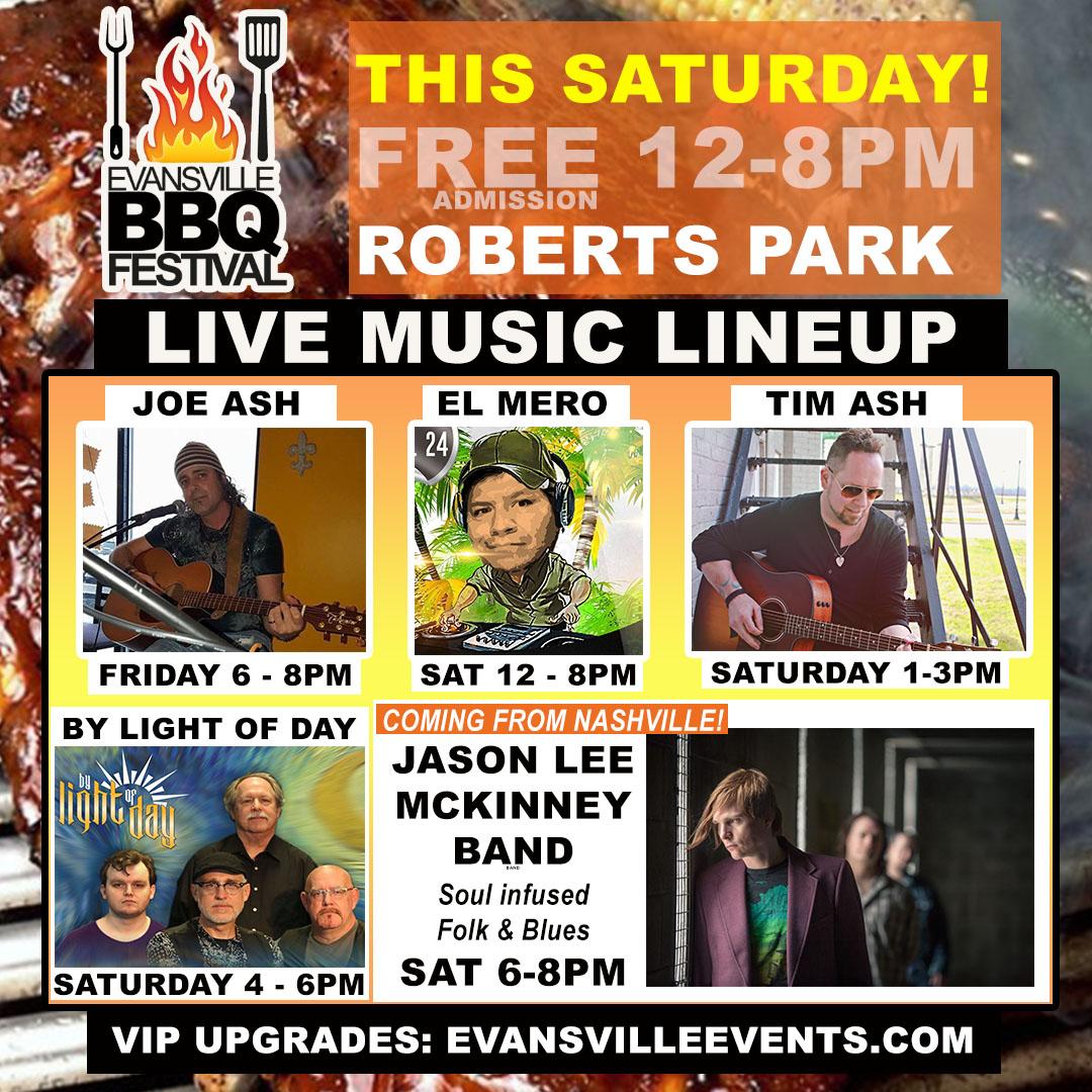 Evansville BBQ & Music Festival