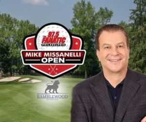 The Mike Missanelli Open Golf Tournament