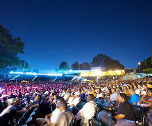 Patty Jackson's Concert in the Park featuring After 7 and Stephanie Mills & The Whisper