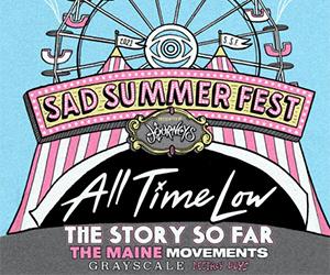 ALT 104.5 Presents Sad Summer Festival