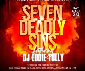 Stratus Lounge Presents: Seven Deadly Sins