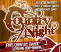 Country Thursday's with XTU