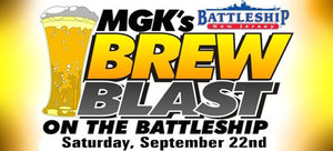 Brew Blast on the Battleship