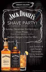 Movember - Shave Party!
