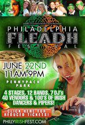 The Philadelphia Fleadh - Philly's Largest Irish Festival
