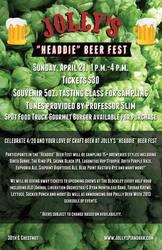 Headdie Beer Fest