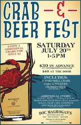 The Philadelphia Craft Beer & Crab Festival