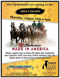 The Clydesdales Are Coming