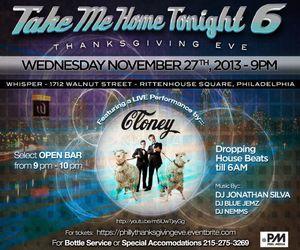 Take Me Home Tonight 6 - Thanksgiving Eve