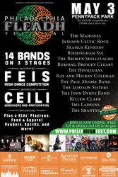 The 2014 Philadelphia Fleadh - Philly's Largest Irish Festival