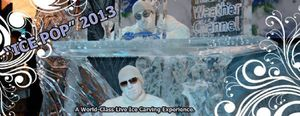 ICE POP - The Music of The Beatles - A World Class Live Ice Carving Experience