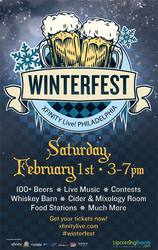 Winterfest 2014 - The Great Philadelphia Winter Beer Festival