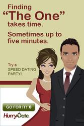 HurryDate Philadelphia Speed Dating - Jewish Singles: Ages 40-55