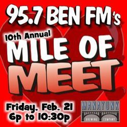 10th Annual MILE OF MEET