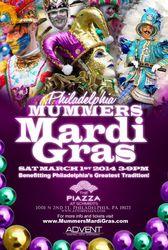 Philadelphia Mummers Mardi Gras