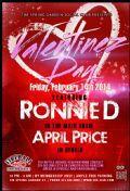 Anti-Valentine's Day Specials at Zee Bar
