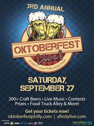 Oktoberfest 2014 - Craft Beer Festival in Philadelphia