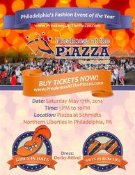 Preakness at the Piazza - For MS