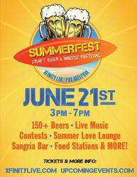 Summerfest 2014 - The Philadelphia Craft Beer & Music Festival