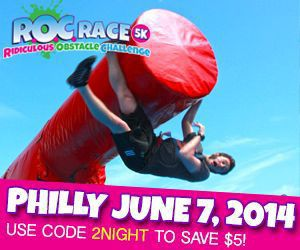 ROC Race 2014 - Ridiculous Obstacle Challenge Comes to Philly!