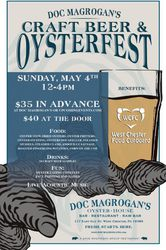 The West Chester Craft Beer & Oyster Festival