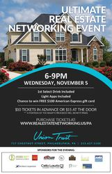 The Ultimate Real Estate Networking Event