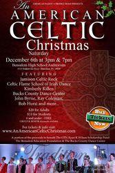 An American Celtic Christmas 2014