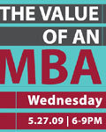 The Value of an MBA