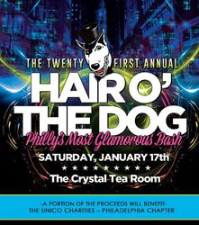 Hair O' The Dog 2015 - Philly's Most Glamorous Bash!