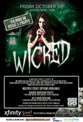 WICKED: 6 Evil Parties Under One Roof