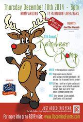 17th Annual Reindeer Romp in Fairmount