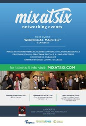 Mix at Six - Philadelphia Networking Event at Ladder 15