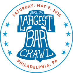 The World's Largest Bar Crawl