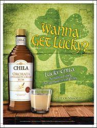 Wanna Get Lucky? Chila 'Orchata Specials @ Cavanaugh's Heahouse