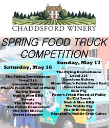 2nd Annual Spring Food Truck Competition