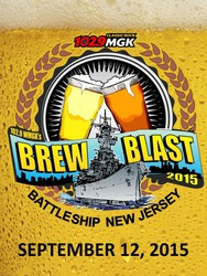 102.9 WMGK's 5th Annual Brew Blast on the Battleship