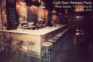Social Sips: Craft Beer Release Party