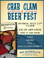 The West Chester Craft Beer, Crab, and Clam Festival