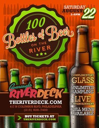 100 Bottles of Beer on the River - Fall Craft Beer Fest