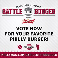 Philadelphia Magazine's Battle of the Burger