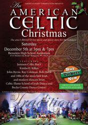 An American Celtic Christmas 2015