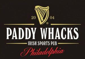 Friday Specials at Paddy Whacks!